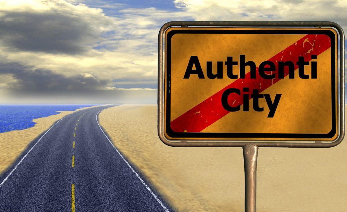 authentication token