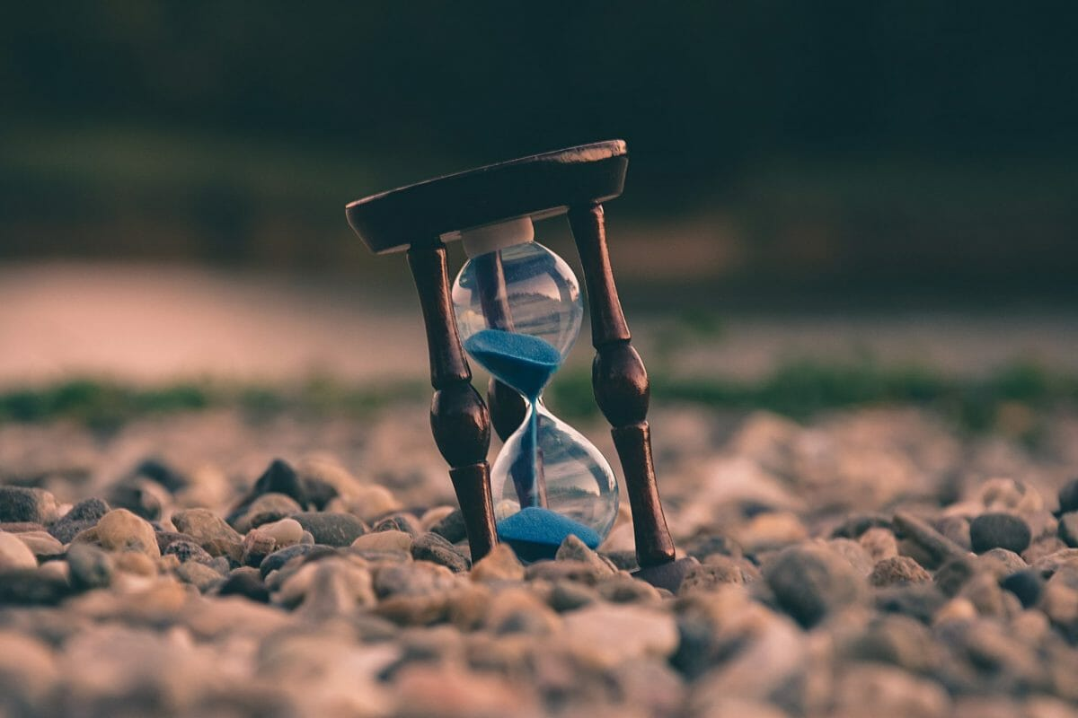 Content time management in WordPress