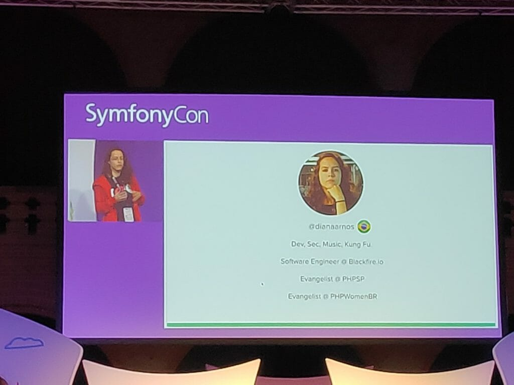SymfonyCon 2019 - dev security music and kung fu