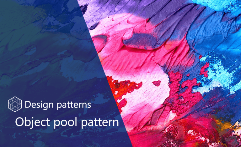 Object pool design pattern